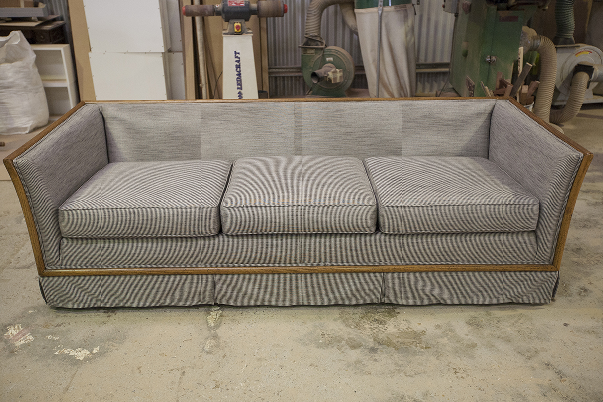 Manhattan Sofa Finer Finishersfiner Finishers