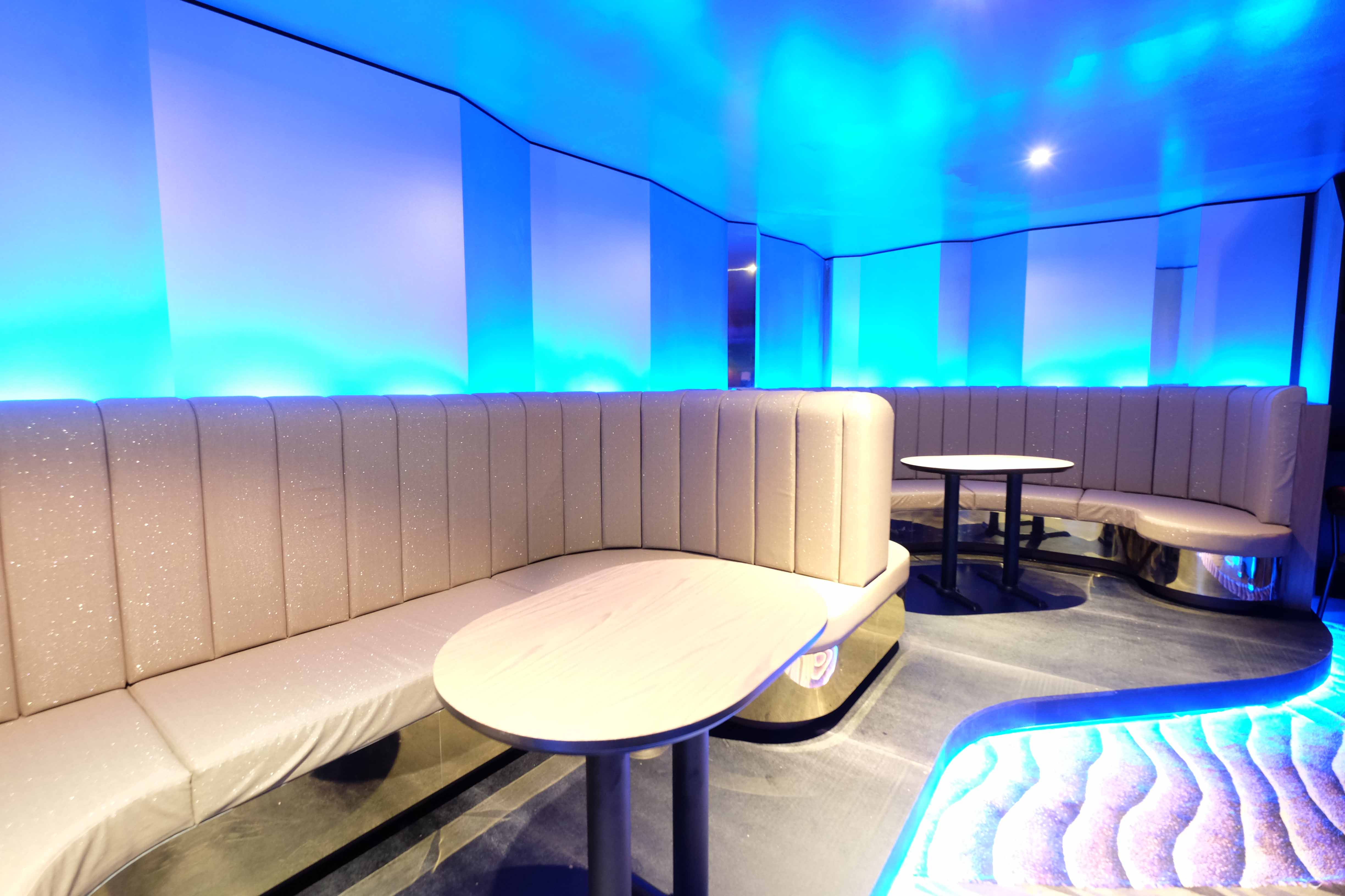 Booth Seating For City Night Club Finer Finishersfiner